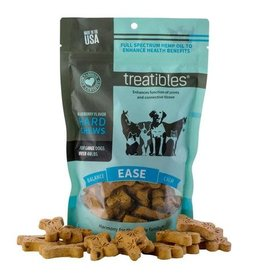 Treatibles Treatibles Large Dog Chews w/ Hemp Oil 75 Count