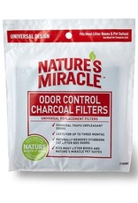 Natures Miracle Natures Miracle Odor Control Carb Filter 2pk