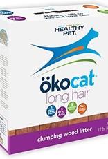 Okocat Okocat Natural Wood Litter Clumping 13.2lb