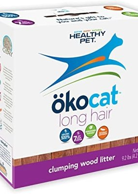 Okocat Okocat Natural Wood Litter Clumping 13.2lb