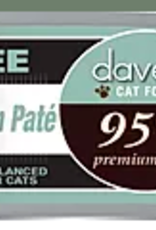 Daves Daves Grain Free Cat 95% 5.5oz