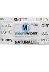 Metro Paws Metro Paws Wipes 100 ct