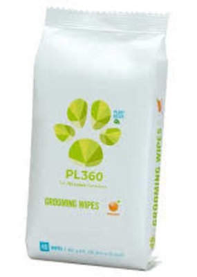 PL360 PL360 Grooming Wipes 40ct*
