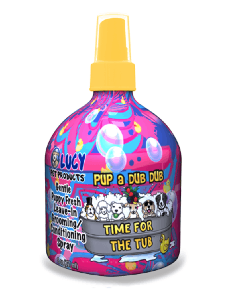 Lucy Pet Lucy Pet Conditioning Spray 8oz
