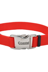 "Coastal Coastal 1"" Metal Buckle Collar"