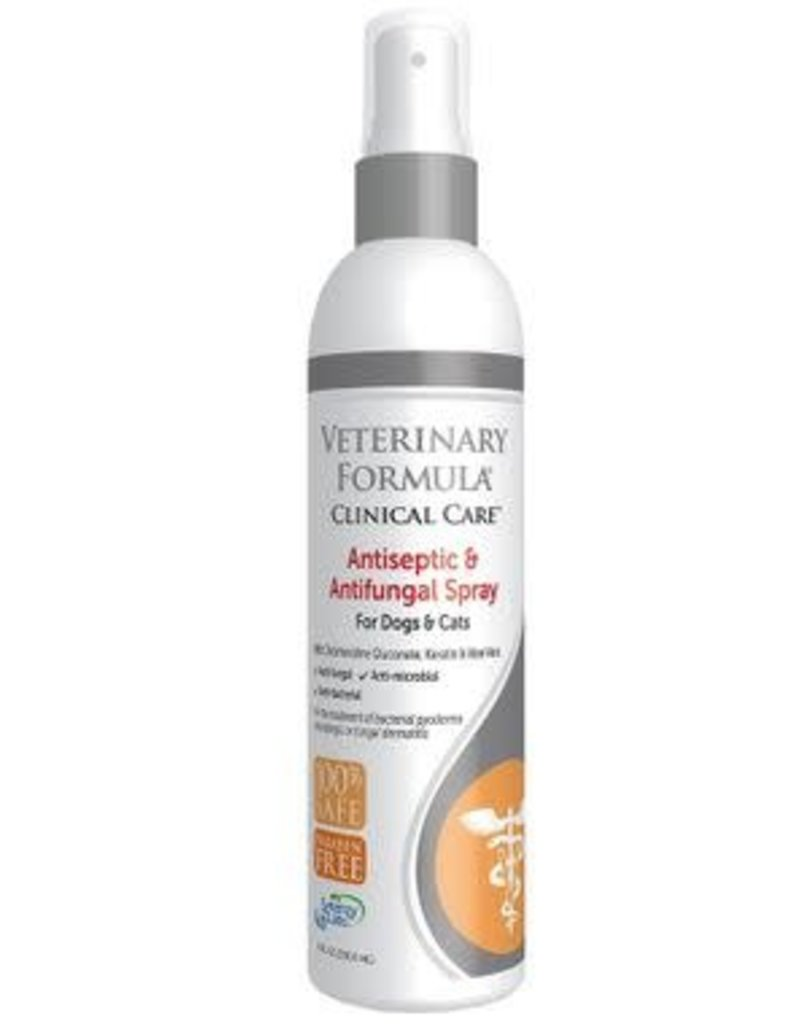 Synergy Labs Veterinary Formula Clinic Care Antiseptic & Anti-fungal Spray8oz
