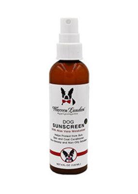 Warren London Warren London Dog Sunscreen and Moisturizer 4oz