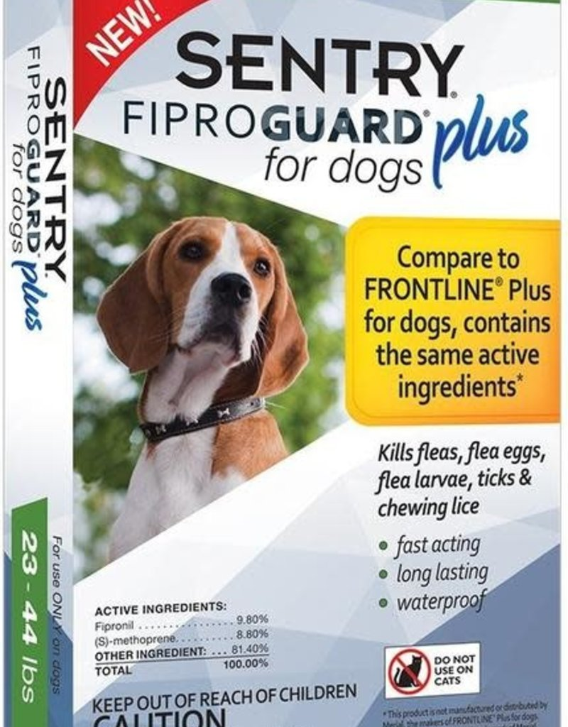 Sentry Sentry Fiproguard PLUS Collar