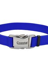 """Coastal Coastal 3/4"""" Metal Buckle Collar"""