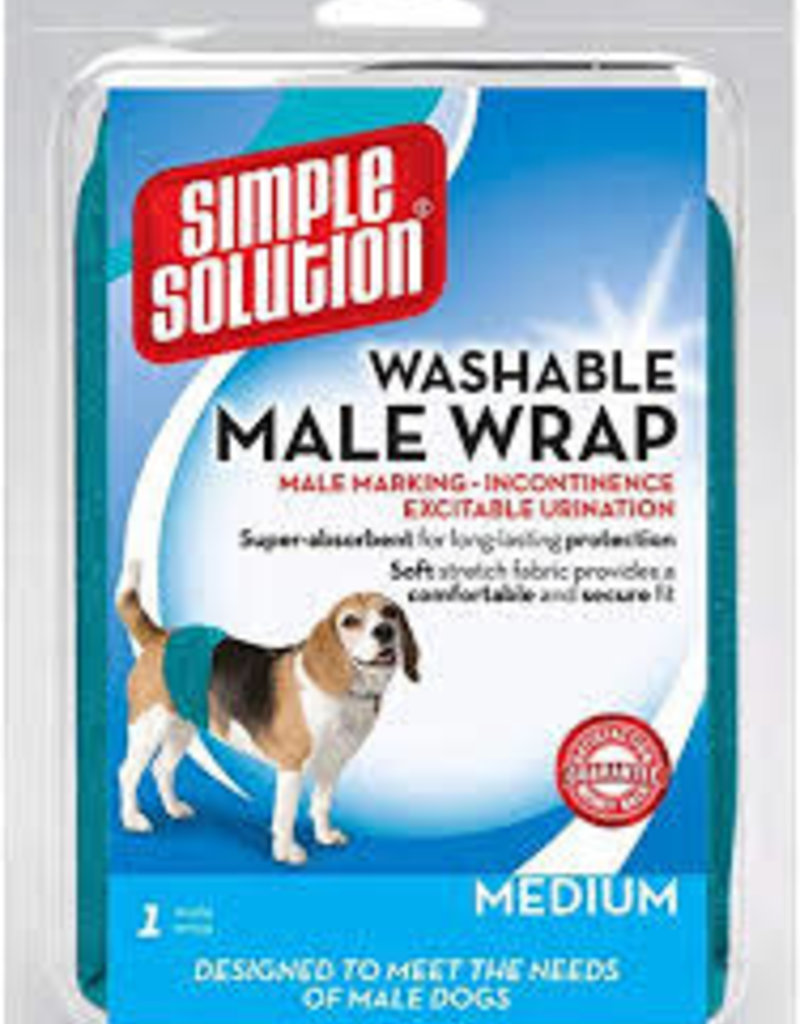 Simple Solution Simple Solutions Diaper- Male