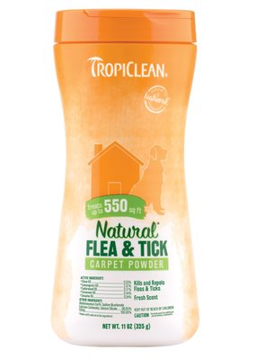 Tropiclean Tropiclean Flea & Tick Carpet Powder