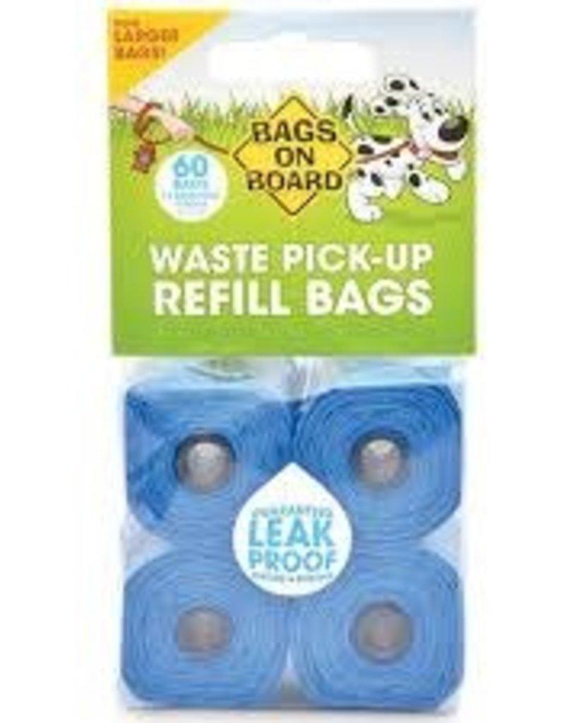 Bags on Board Bags on Board Blue Refill