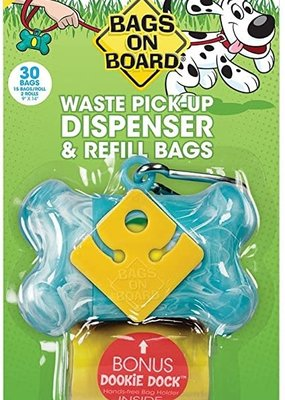 Bags on Board Bags on Board Dispenser