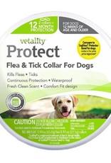 Tevra Brands Vetality Protect Flea & Tick Collar