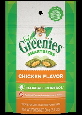 Greenies Greenies 2.1oz Smartbites for Cats