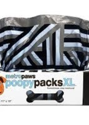 Metro Paws Metro Paws XL Poopy Packs