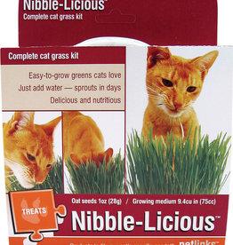Pet Link PetLink Nibble-licious Cat Grass