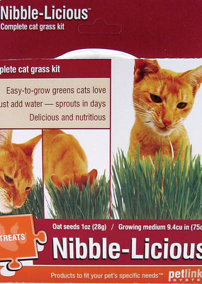 Pet Link PetLink Nibble-licious Cat Grass