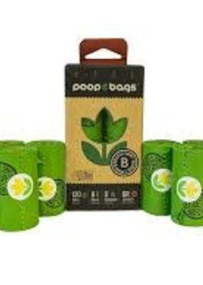 Poop Bags The Original Poop Bags 8 Roll Pack