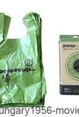 Poop Bags PoopBags Eco Handle Tie 120 Rolls
