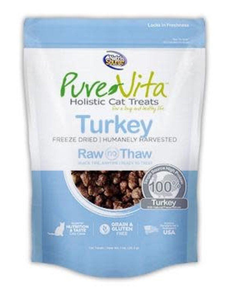 NutriSource PureVita Freeze-Dried Cat Treats