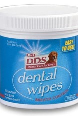 D.D.S Dental Wipes Jar* 90 pk