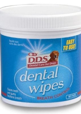 D.D.S Dental Wipes Jar* 90 pk