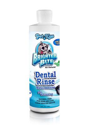 Pet Kiss Pet Kiss Dental Rinse 8oz