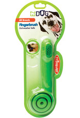 Triple Pet EZ Dog Finger Toothbrush 1pk