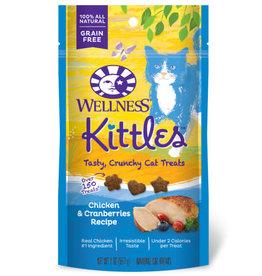 Wellness Wellness Kittles Cat Treats 2oz