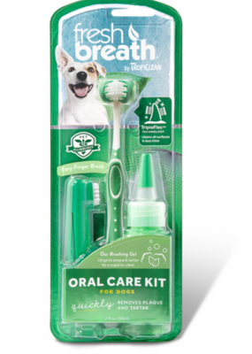 Tropiclean TropiClean Oral Care Kit 2oz