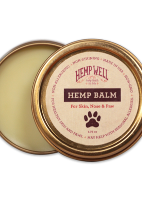 Hemp Well Hemp Well Hemp Balm 2oz
