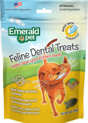 Emerald Pet Emerald Pet Dental Cat Treats