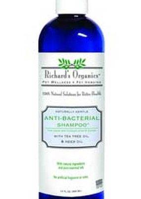 Rich Organics Rich Organics Anti-bacterial Shampoo 12oz