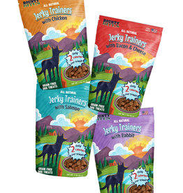 Bounty Bites Wild Meadow Farms Bouny Bites Jerky Trainers 4oz