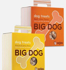 Sojos Sojos Big Dog Biscuits 12oz