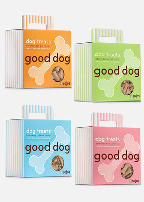 Sojos SOJOS Good Dog Biscuits