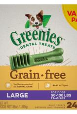 Greenies Greenies Grain Free Value Tub
