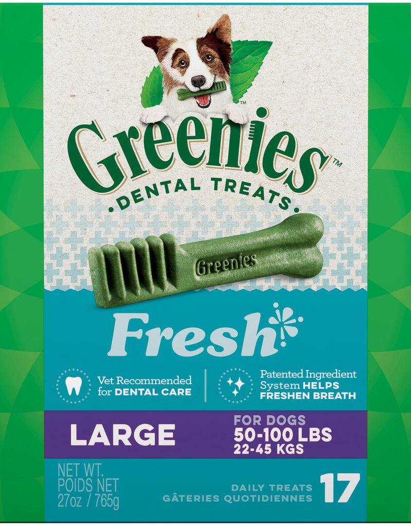 Greenies Greenies Fresh Mint Tub-Pack