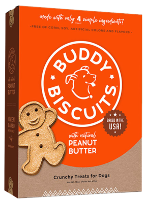 Cloud Star CS Buddy Biscuits 16oz