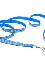 Coastal Coastal Lazer Brite Reflective leash 6'