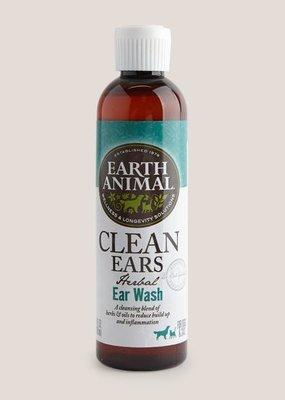 Earth Animal Earth Animal Clean Ear Wash 4oz