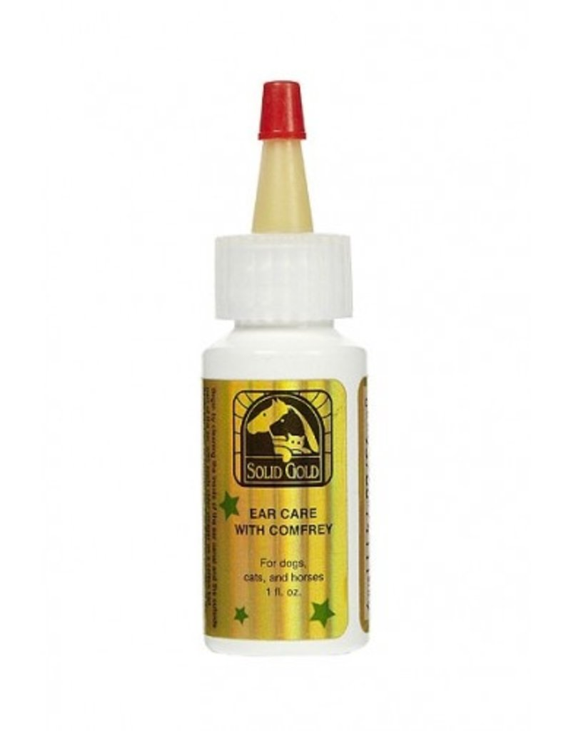 Solid Gold Solid Gold Earcare w/Comfrey