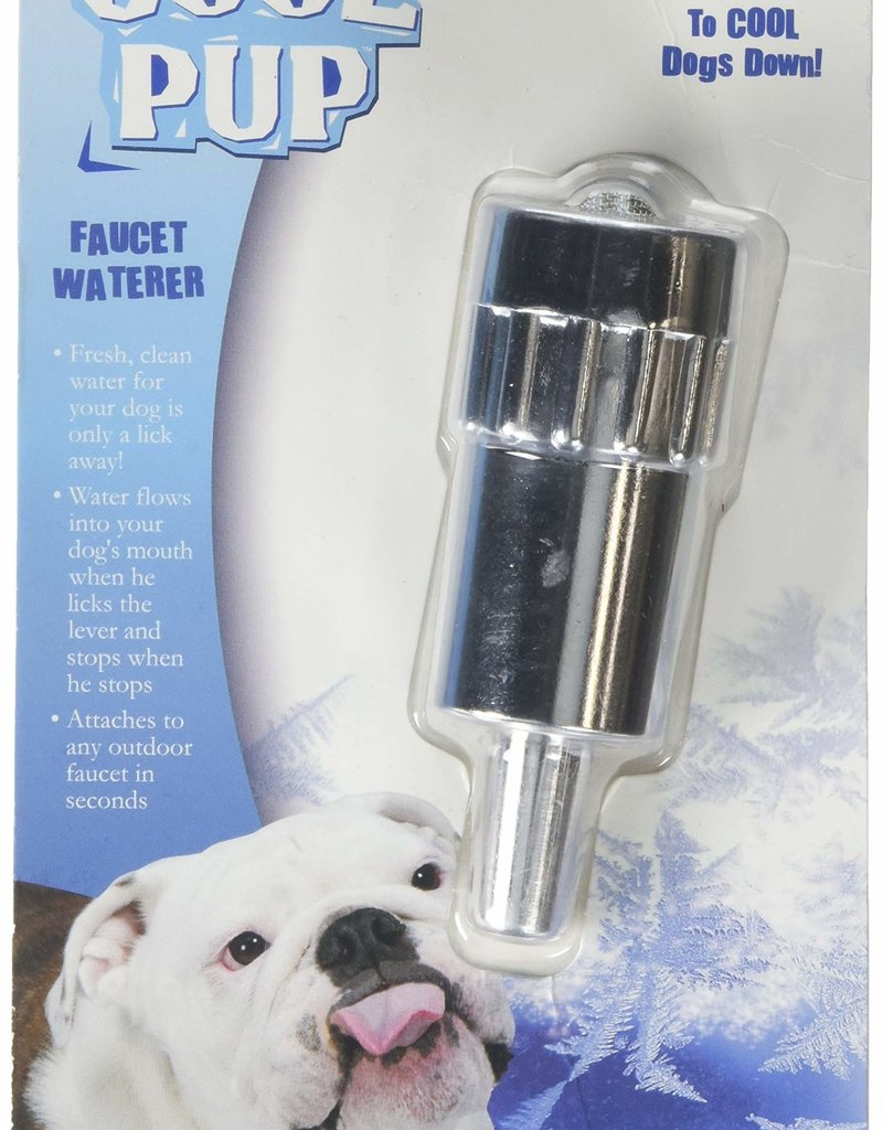 Zanies Cool Pup Faucet Waterer