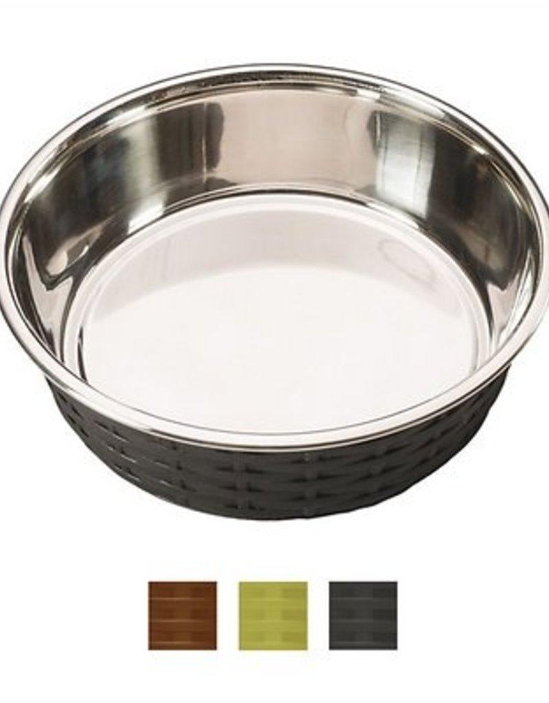 Ethical Ethical Soho Basket Weave Bowl