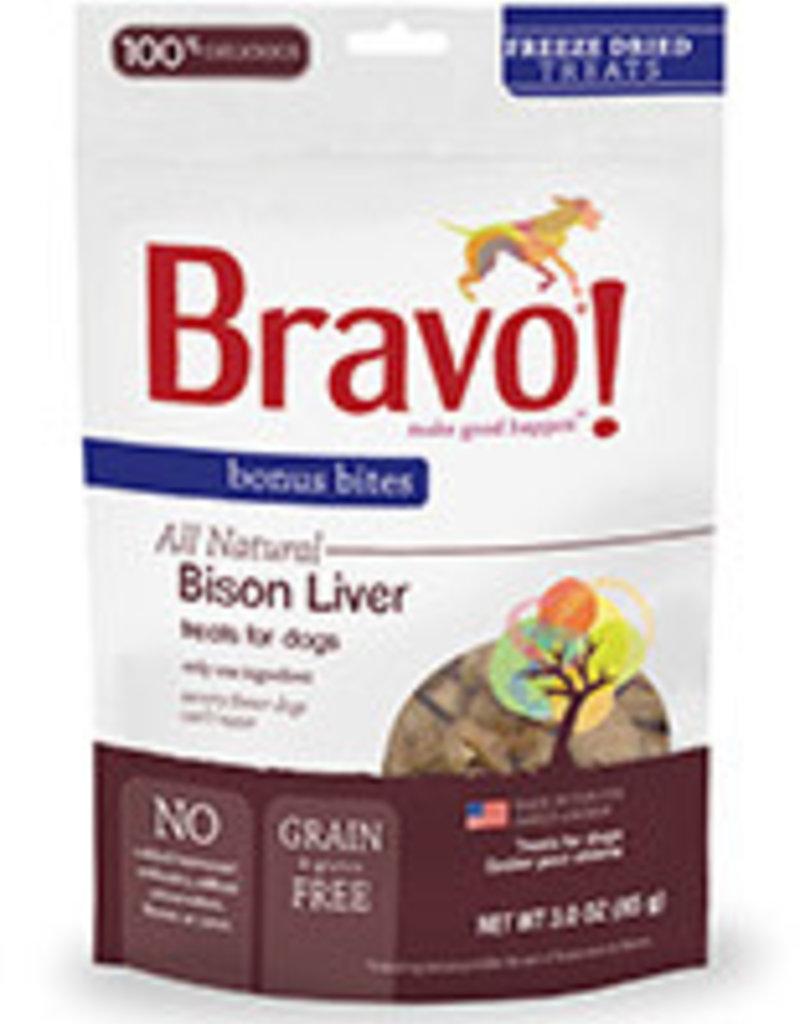 Bravo Bravo Bonus Bites Freeze Dried Dog