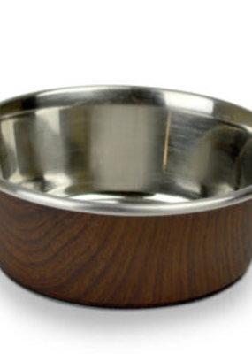 Our Pets Our Pets WoodGrain Bowl