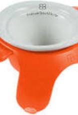 Pet Ego, LLC PetEgo Medium Yoga Bowl w/ Tulip Ceramic Insert