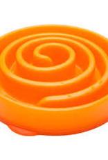 Outward Hound Outward Hound Mini Fun Feeder Orange