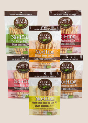 Earth Animal EA No Hide Small 10pk